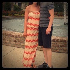 Size M Maxi Dress by Cynthia Rowley